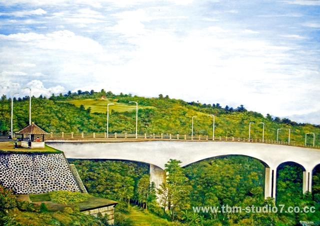 Jembatan Tertinggi di Indonesia